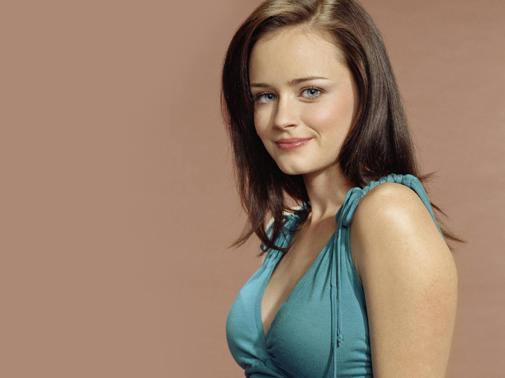 Alexis bledel sex video