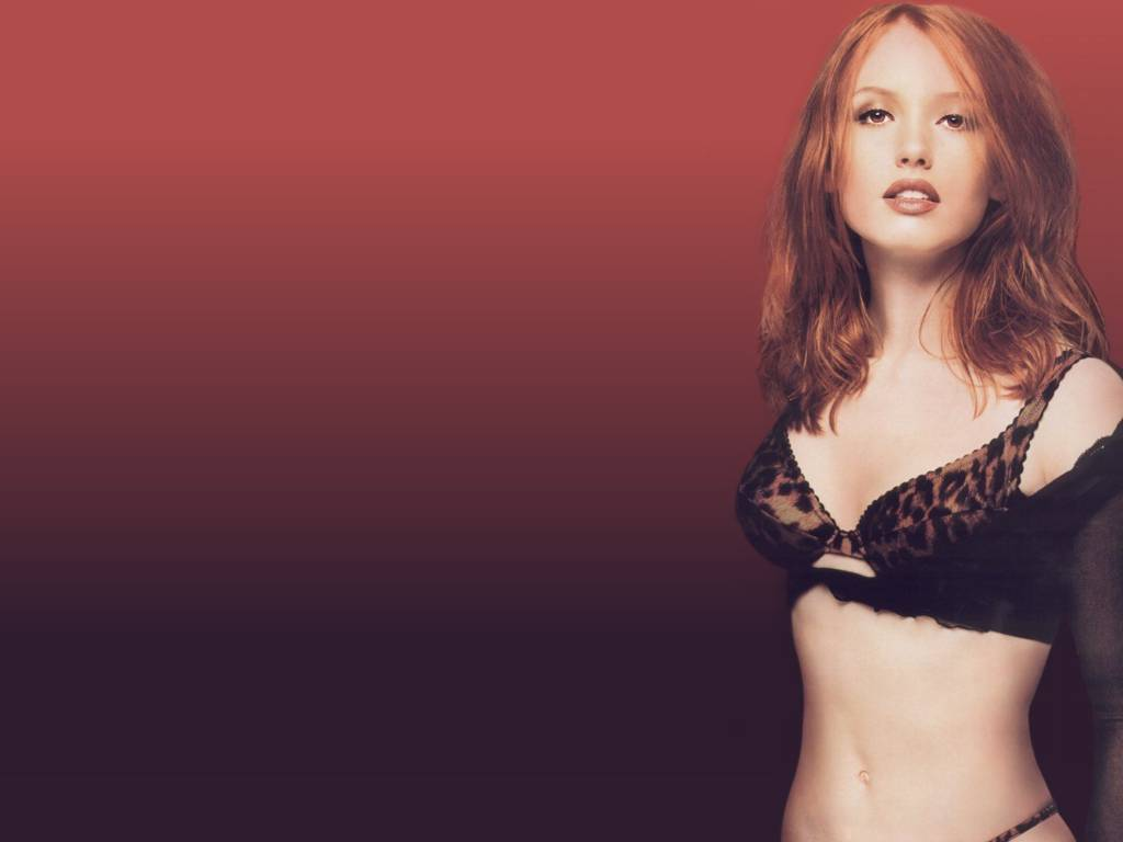 Apologise, red heads like alicia witt naked