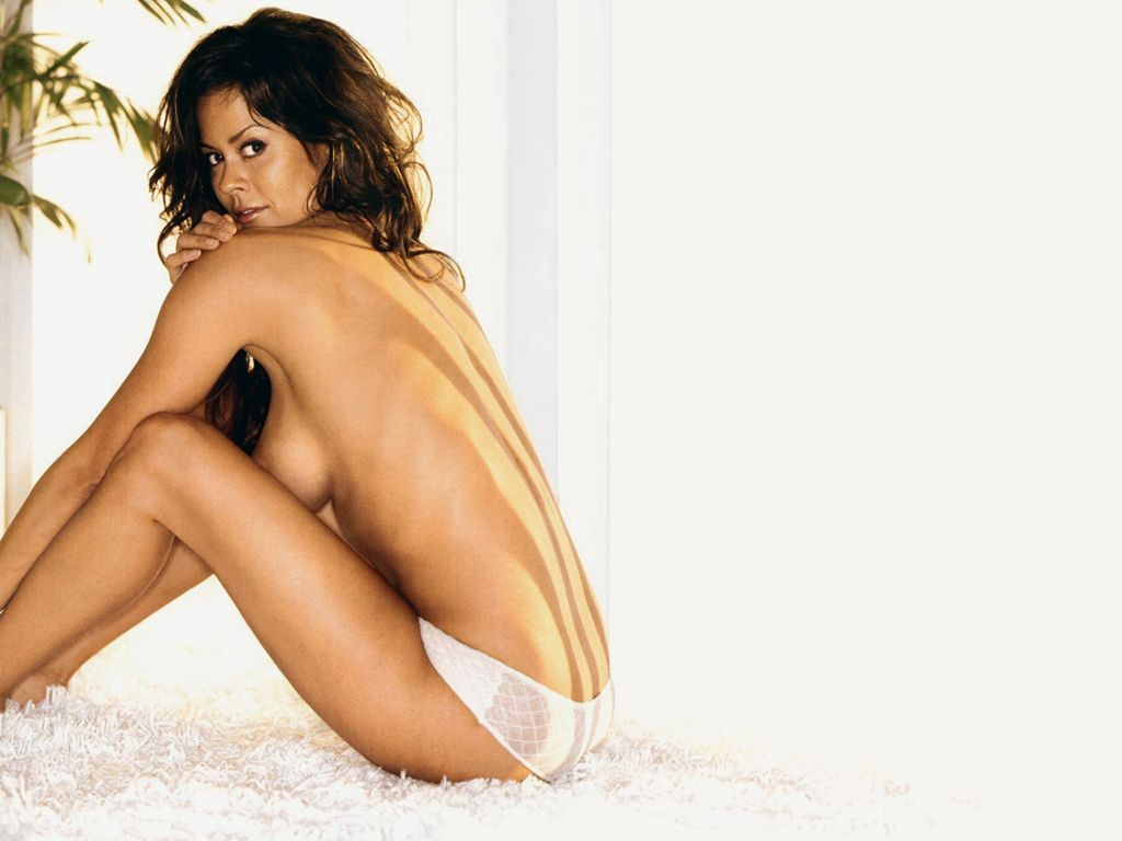 Apologise, too Brooke burke hot nude