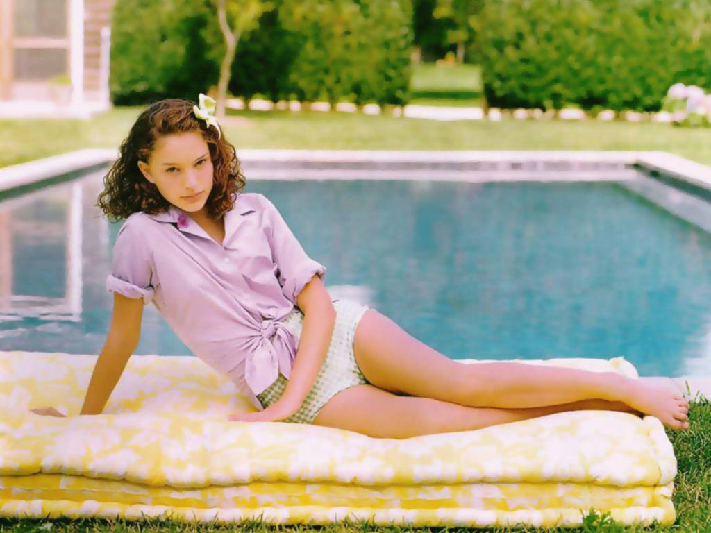 Speaking, young natalie portman nude topic Likely