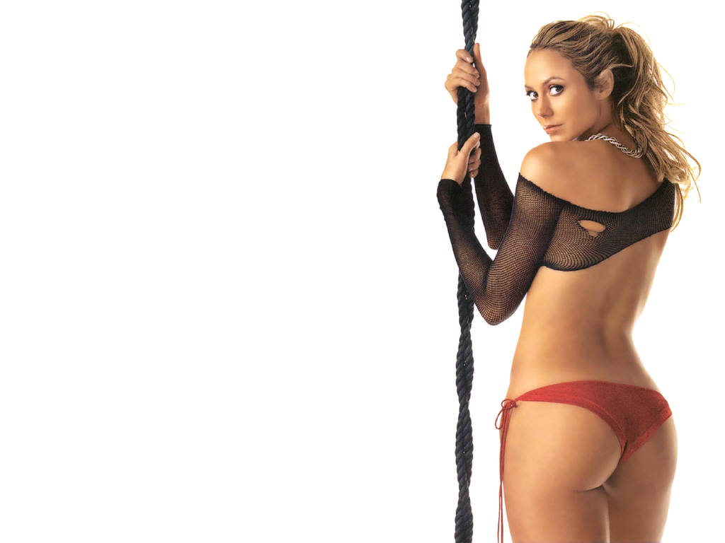 Stacy keibler hot