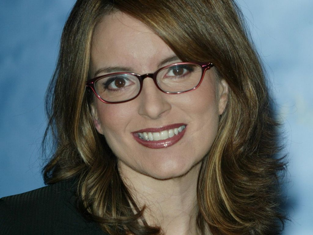 Exceptional ... Tina Fey 7.